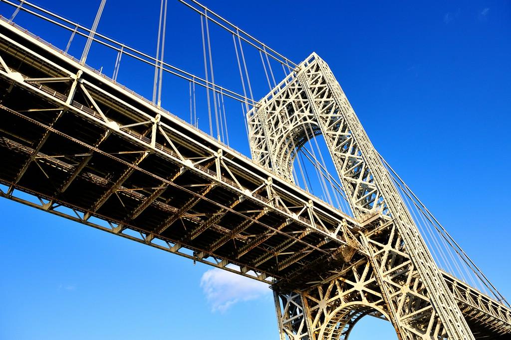 H-D Dejon -- George Washington Bridge - New York City