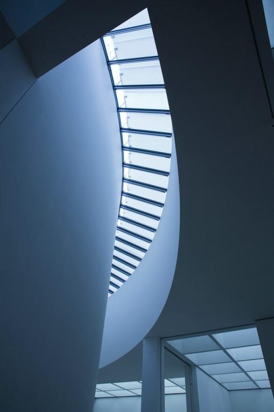 Manfred Klein -- Pinakothek der Moderne - München