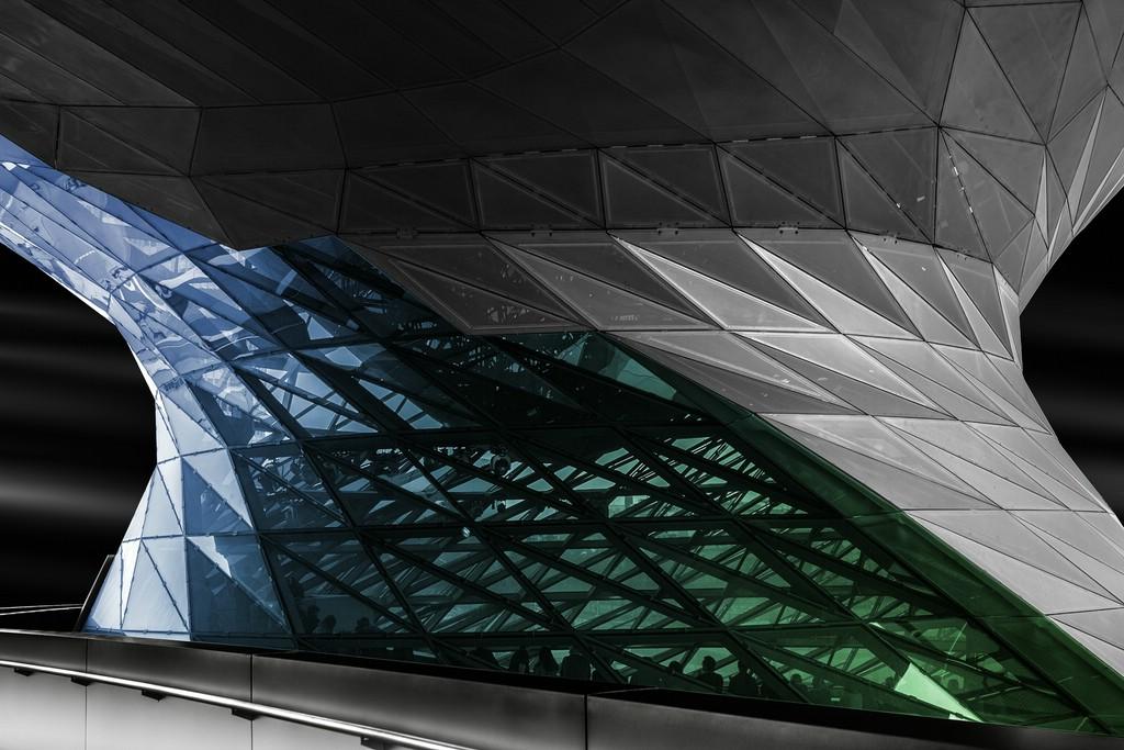 Stephanie Schwan -- BMW Welt - München