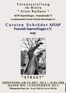 Austellung Carsten Schröder