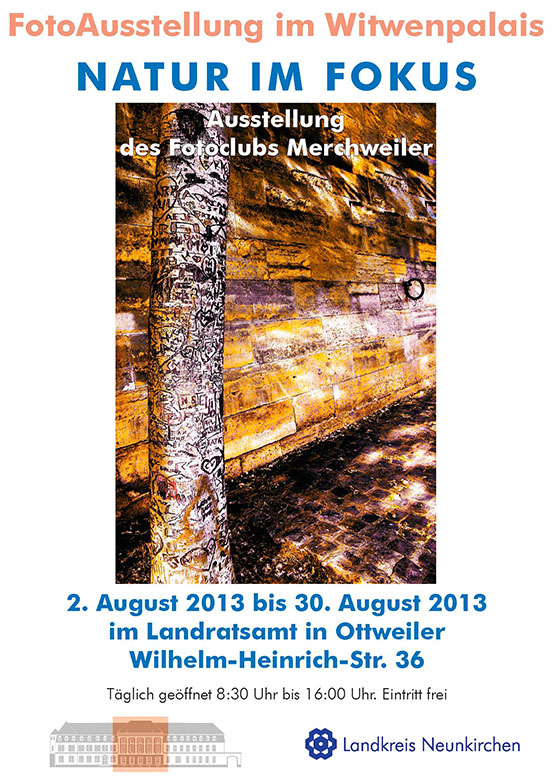 Ausstellung - Natur im Focus