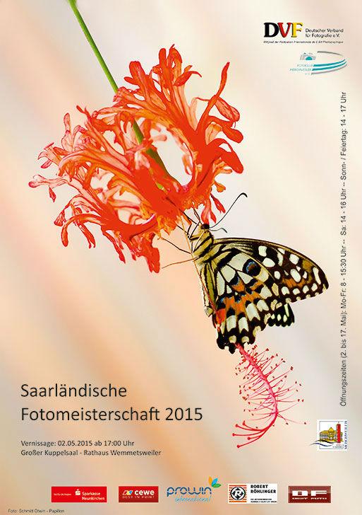 Saarländische Fotomeisterschaft 2015