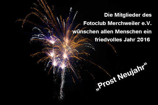 Prost Neujahr - 2016
