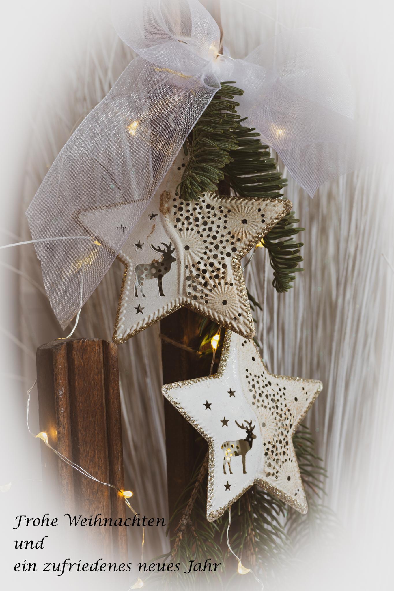 Weihnachtsgruß 2020 - Küderle Manuela