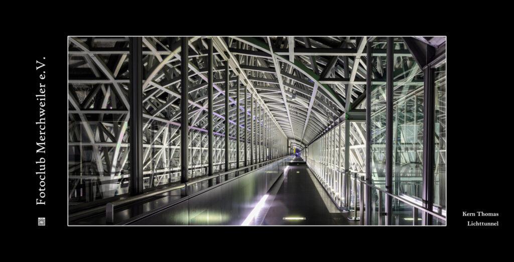 Kern Thomas - Lichttunnel